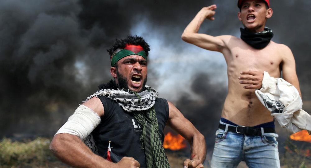 Photo of ارتفاع عدد شهداء الفلسطينيين برصاص الاحتلال الإسرائيلي قرب حدود غزة إلى عشرة