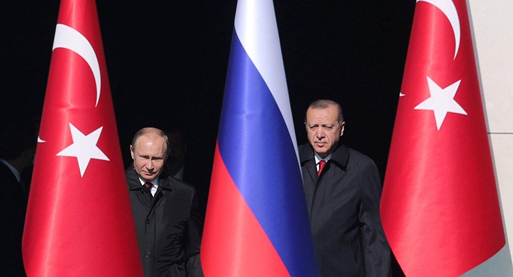 "Photo of بوتين وأردوغان يعلنان بدء بناء محطة ""أكويو"" النووية في تركيا"