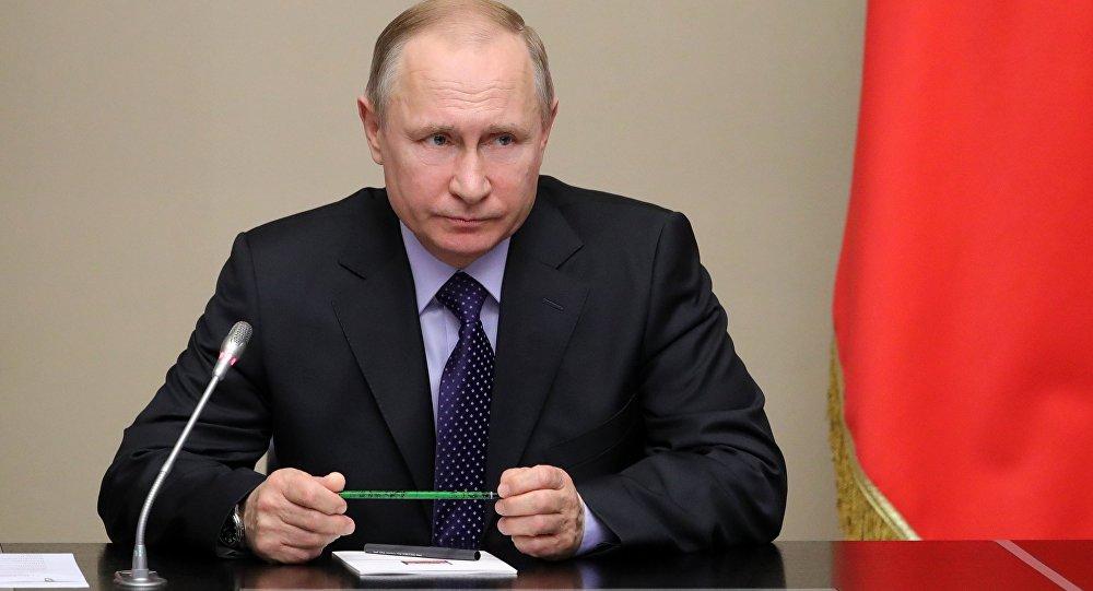 Photo of بوتين يؤكد التزام بلاده بدعم تطبيع العلاقات بين الكوريتين