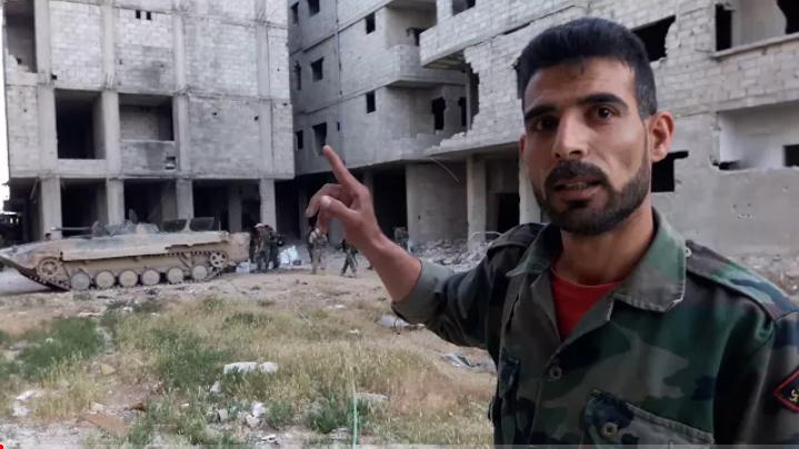 """Photo of تفاصيل تقدم الجيش بمحور """"التضامن"""""""