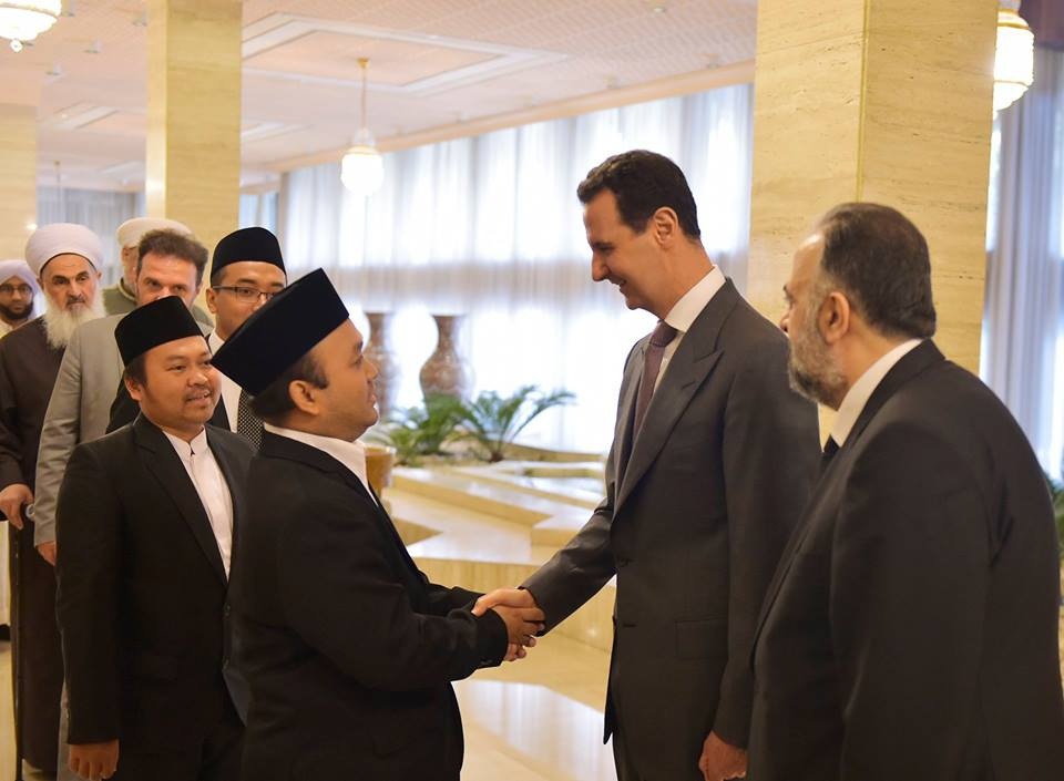Photo of President al-Assad: Our enemies' key weapon is spreading divisions, promoting extremism
