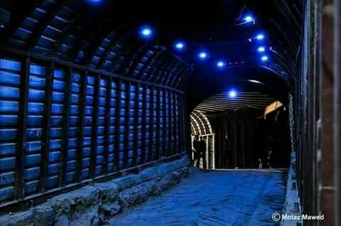 Photo of بالفيديو – أضخم أنفاق دوما