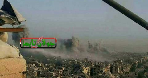 """Photo of معركة """"اليرموك – الحجر الأسود"""".. انطلقت"""