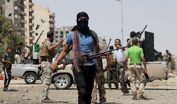Photo of مسلحون يغتالون رئيس بلدية الغارية الغربية بريف درعا