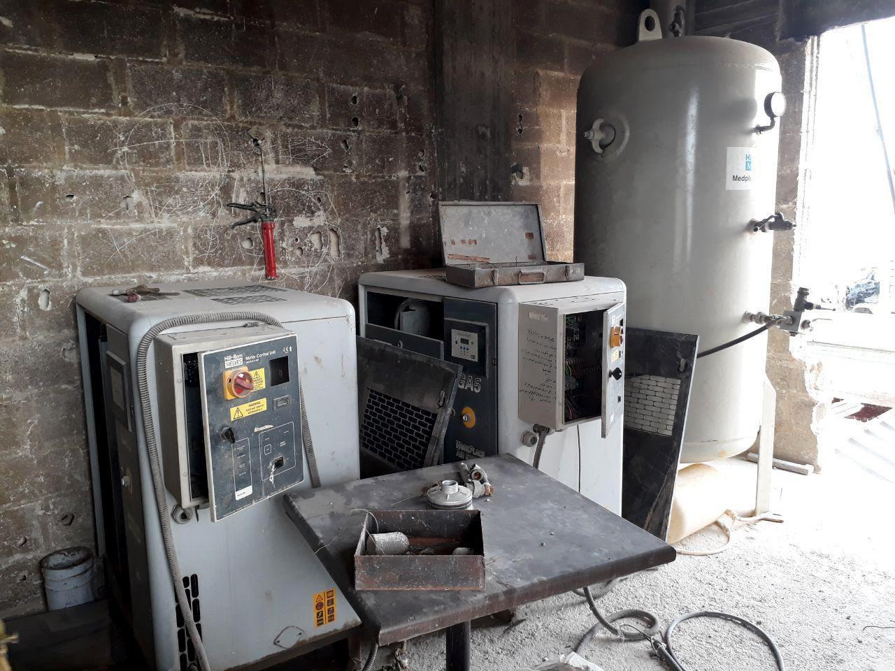 Photo of اكتشاف اسلحة كيمائية في حرستا