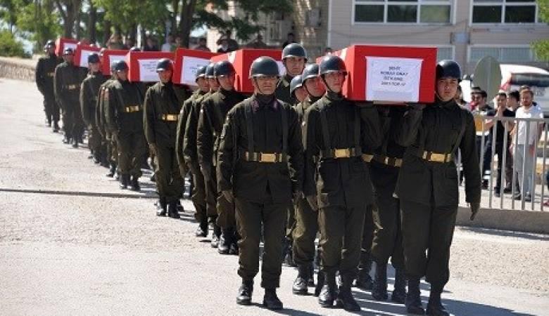Photo of مقتل 12 جندياً للنظام التركي شمال العراق