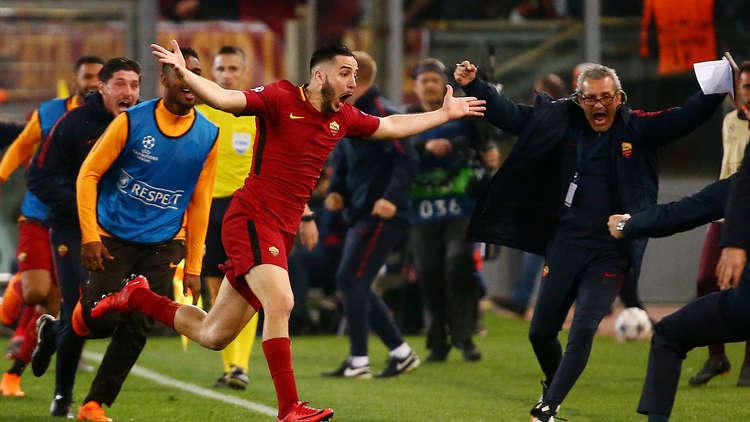 Photo of روما يقصي برشلونة من ربع نهائي أبطال أوروبا