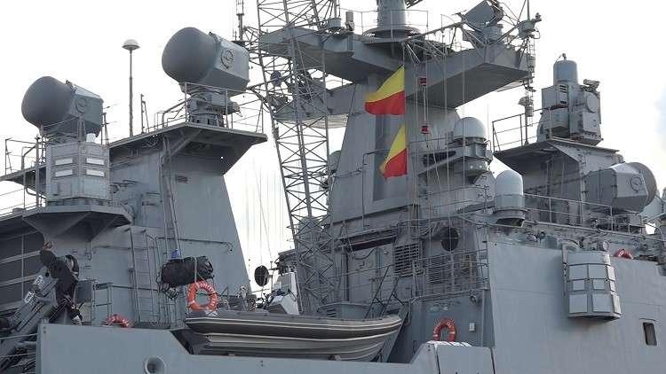 Photo of حقيقة مغادرة السفن الروسية قاعدة طرطوس