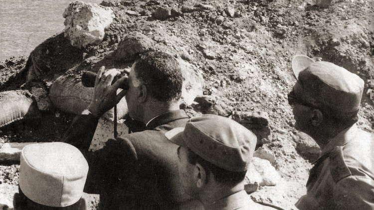 """Photo of نجل الزعيم """"عبد الناصر"""" يبعث رسالة للأسد"""