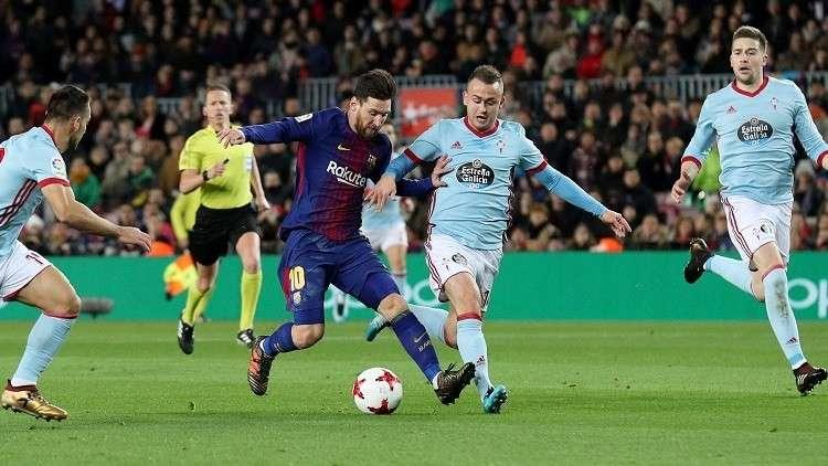 Photo of برشلونة لفك عقدة سيلتا فيغو وتعزيز رقمه القياسي
