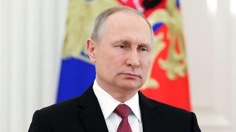 Photo of بوتين: بعض الدول تتجاهل مجلس الأمن وتدعم الارهاب