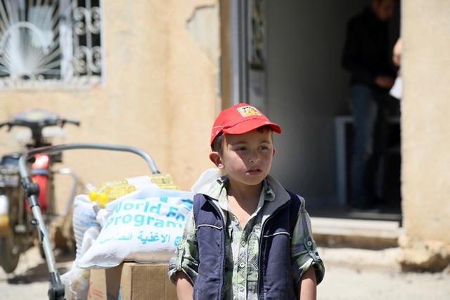 Photo of مليون دولار من الصين لصالح برنامج الأغذية العالمي لدعم العائلات المتضررة في سوريا