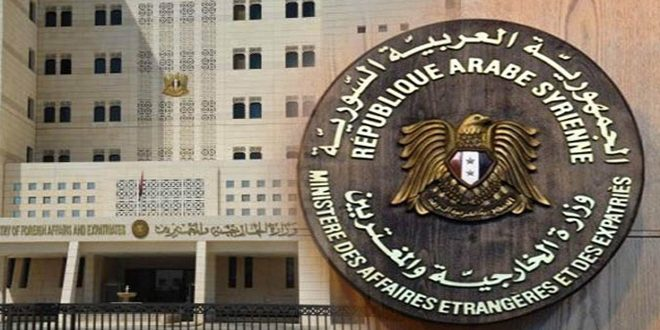 Photo of Foreign Ministry: Chemical weapons claims are unsubstantiated flimsy argument to target Syria
