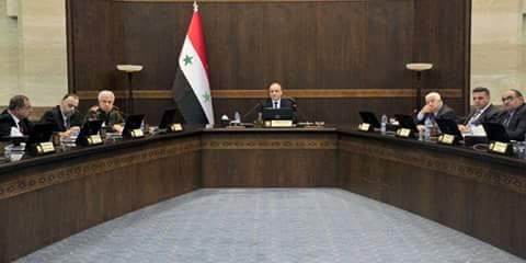 Photo of Cabinet forms a ministerial Committee to reroute services to Eastern Ghouta