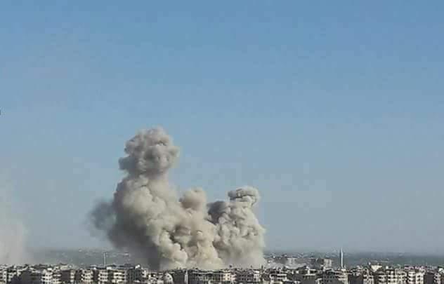 "Photo of هكذا رد الجيش على إرهابيي ""دوما"" (فيديو)"