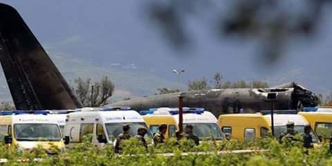 Syria voices deepest condolences over Algerian military aircraft crash victims
