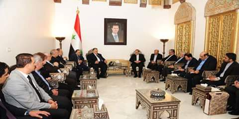 Photo of Sabbagh: Final victory over terrorism is so close