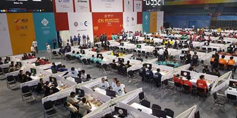 Photo of Syria to participate at ICPC in China