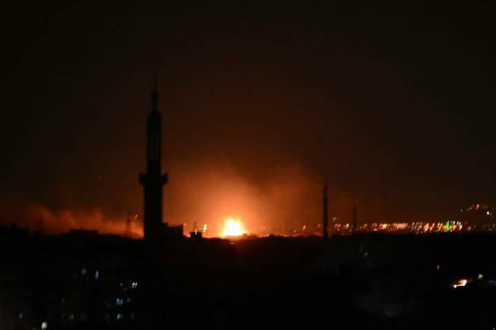 Photo of فيديو قصف الجيش على مقرات إرهابيي داعش بالحجر الأسود ومخيم اليرموك