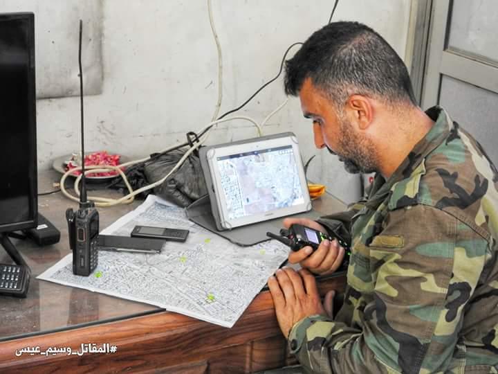 Photo of بالصور- تحرير الحرس الجمهوري لحي الجورة بالقدم