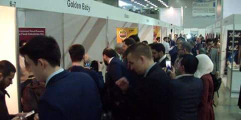 Photo of Remarkable turnout on Syrian products and industries in Moscow