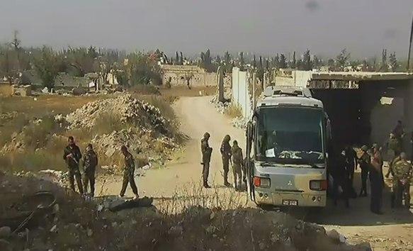 Photo of Jaish Al Islam lied to secure their evacuation from Douma