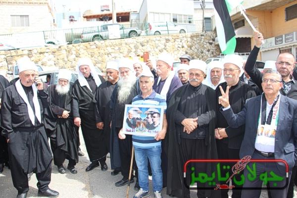 Photo of قناة سما: عيد الجلاء الجولان (عين قنيه)