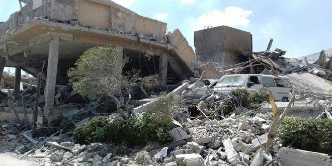 Photo of دمشق تعرب عن اشمئزازها من موقف قطر بدعم العدوان الثلاثي على سوريا فجر اليوم