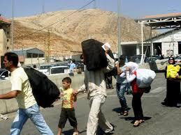 "Photo of مهجريي ""بيت جن"" في لبنان يعود إلى منازلهم"