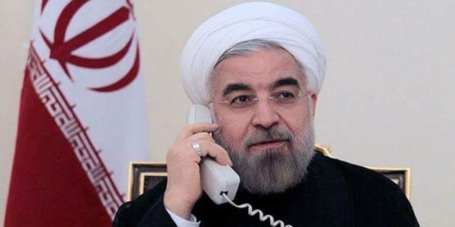 """Photo of روحاني يجدد.. العدوان على سوريا""""عمل اجرامي"""""""