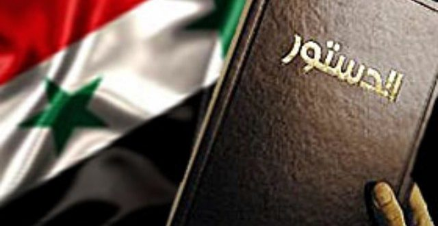 Photo of سوريا تسلم روسيا وإيران لائحة بأسماء لجنة مناقشة الدستور