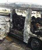 Photo of بالأسماء شهداء التفجير الارهابي الذي استهدف سرفيس على طريق دمشق  السويداء ..