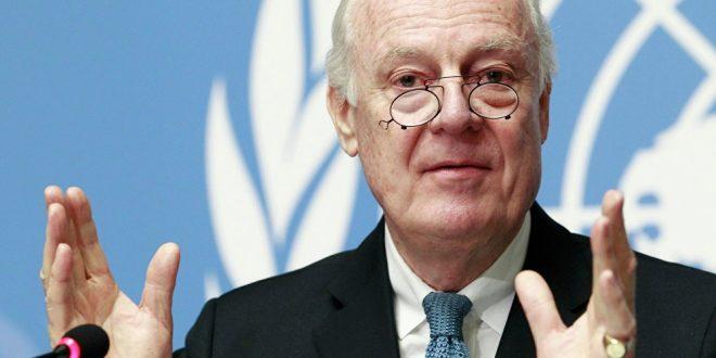 Photo of الأمم المتحدة: تسلمنا قائمة الحكومة السورية للجنة الدستورية