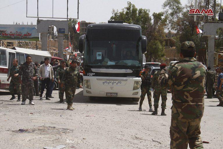 Photo of الدفعة الأولى لإرهابيي يلدا وببيلا وبيت سحم تخرج