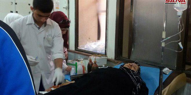 Photo of اعتداءات إرهابية على أحياء درعا والجيش يرد
