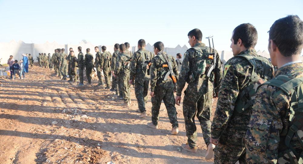 Photo of هجوم مشترك من قسد والقوات العراقية على مواقع داعش شرق الفرات