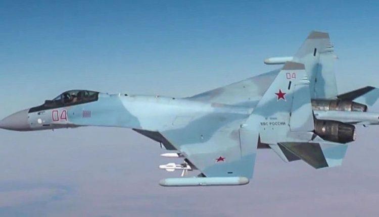 Photo of ما سبب تحطم المقاتلة الروسية قبالة السواحل السورية