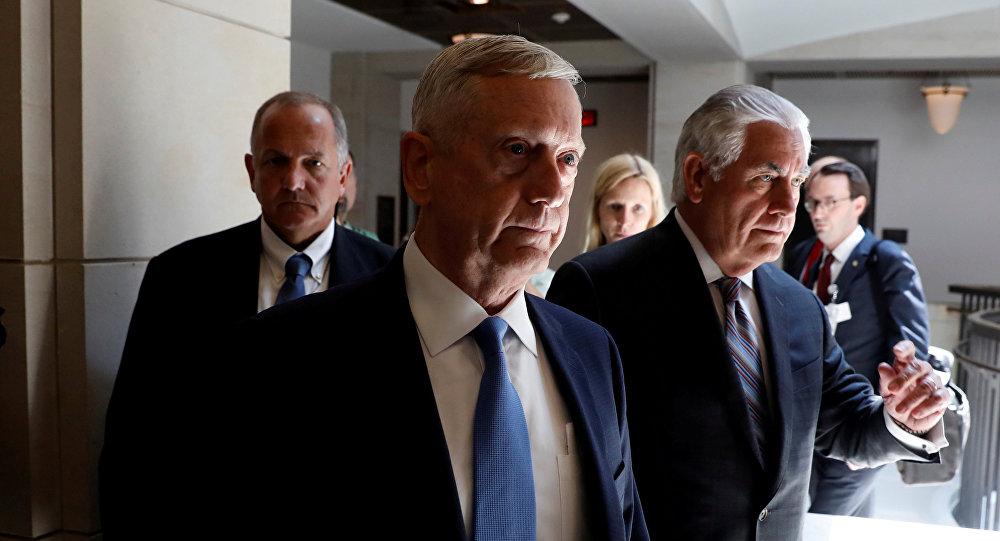 الولايات المتحدة لم تضرب الأراضي السورية ليلة 30 نيسان