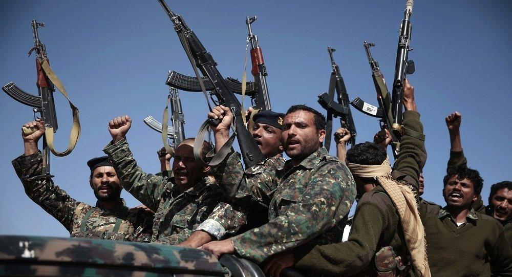 "Photo of ""أنصار الله"" يقنصون 7 جنود سعوديين"