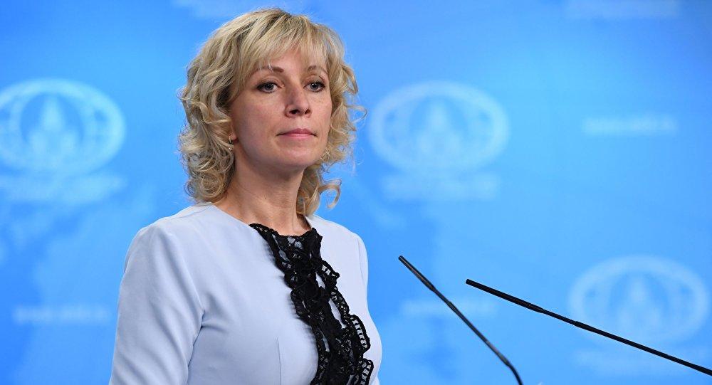 "Photo of زاخاروفا توضح الخطط المتطورة لتمويل ""الخوذ البيضاء"""