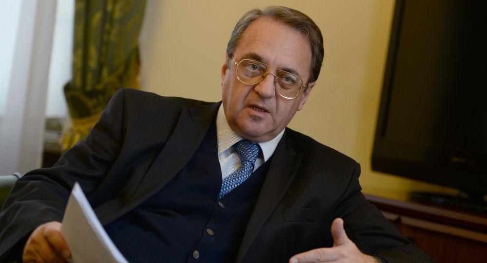 Photo of بوغدانوف: بإيعاز من بوتين… لافرينتيف أجرى مباحثات مع الأسد في سوريا