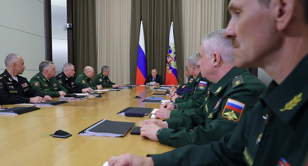 "Photo of بوتين يوعز بالإسراع في عملية تطوير ""إس-500"""