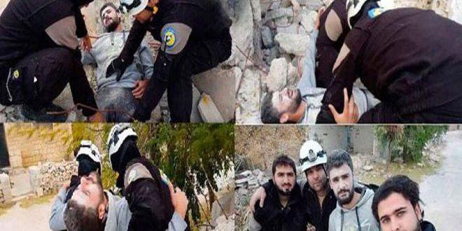 "Photo of ""الخوذ البيضاء"" تعترف باستمرار الدعم القطري والتركي"