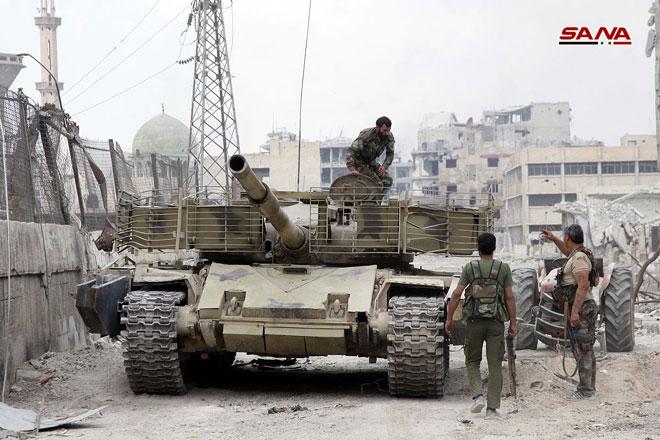 Photo of اشتباكات عنيفة وتقدم مستمر للجيش بالحجر الأسود