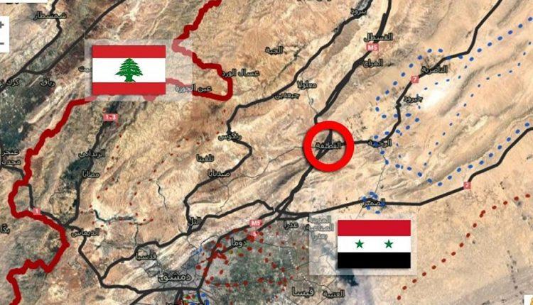 Photo of بعد تأمين دمشق.. إزالة أكبر حاجز عسكري بمدخلها