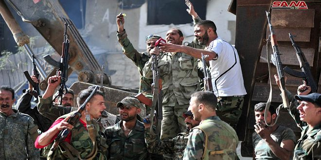 Photo of Damascus is entirely safe; the army writes the last line in the battles of South Damascus