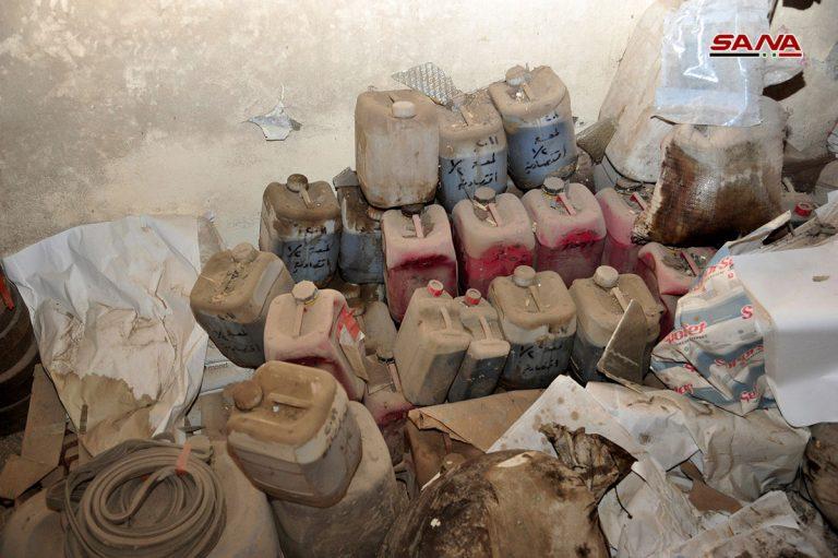 Photo of Medical equipment, weapons, communication devices seized in Yalda, Babila and Beit Sahem