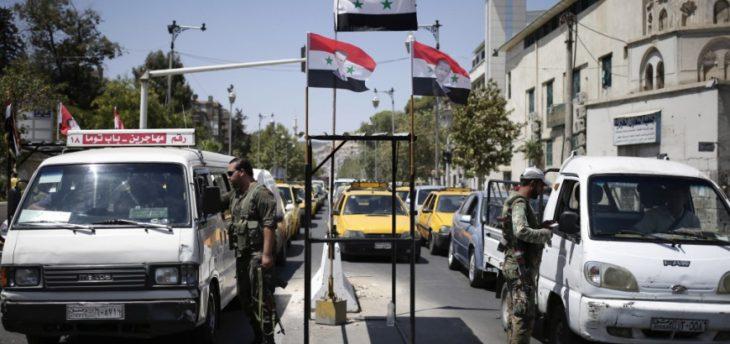 Photo of بعد عودة الأمن إليها .. 90 % من حواجز ريف دمشق سيتم إزالتها قريباً