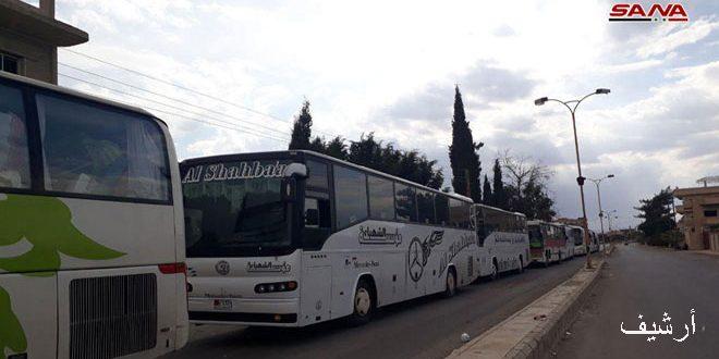 Photo of اتفاق لخروج إرهابيي ريف حمص وحماة