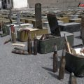 Terrorists continue handing over their weapons in Homs and Hama countryside